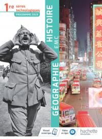 1<sup>re</sup> - Histoire-Géographie-EMC