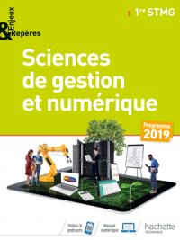 1<sup>re</sup> STMG - Enjeux et Repères – Sciences de gestion et numérique