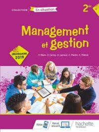 2<sup>de</sup> - Management et Gestion