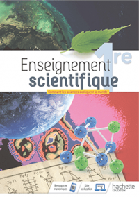 1<sup>re</sup> - Enseignement scientifique