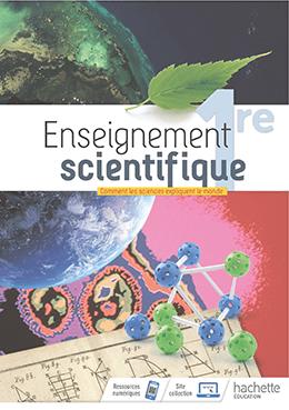1<sup>re</sup> - Enseignement scientifique