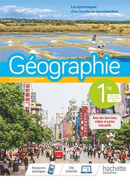 1<sup>re</sup> - Géographie
