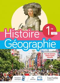 1<sup>re</sup> - Histoire-Géographie