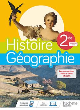 2<sup>de</sup> - Histoire-Géographie