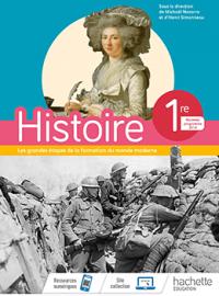 1<sup>re</sup> - Manuel d'Histoire