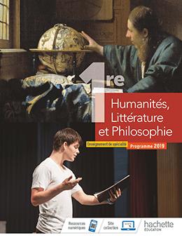 1<sup>re</sup> - Humanité, littérature et philosophie