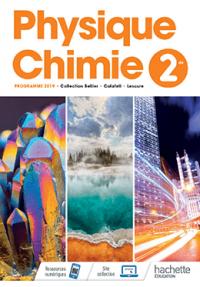 2<sup>de</sup> - Physique-Chimie