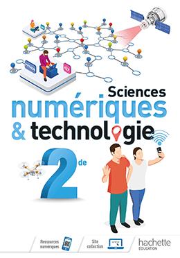 2<sup>de</sup> - Sciences numériques et technologie