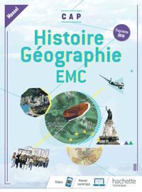 CAP - Histoire-Géographie-EMC (manuel)