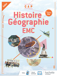 CAP - Histoire-Géographie-EMC (cahier)