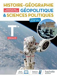 T<sup>le</sup> - Histoire -Géographie, Géopolitique et Sciences politiques