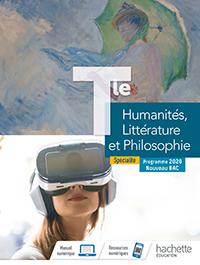 T<sup>le</sup> - Humanités, littérature et philosophie
