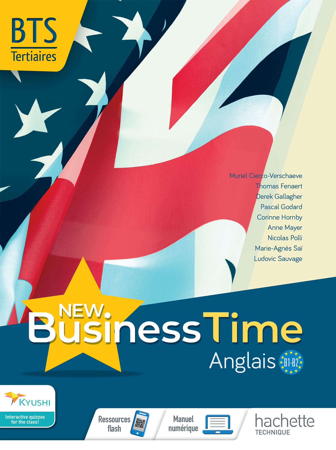 BTS - New Business Time Anglais